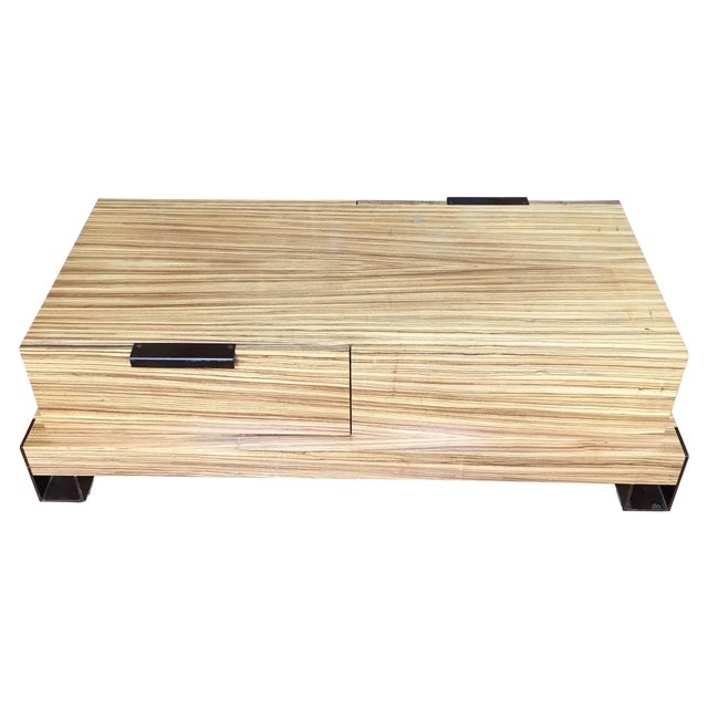 Image of Antoine Proulx Coffee Table, 80 French Series