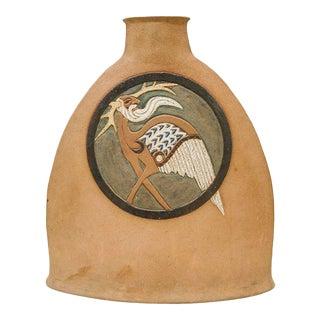 Nittenegger Stoneware Vase