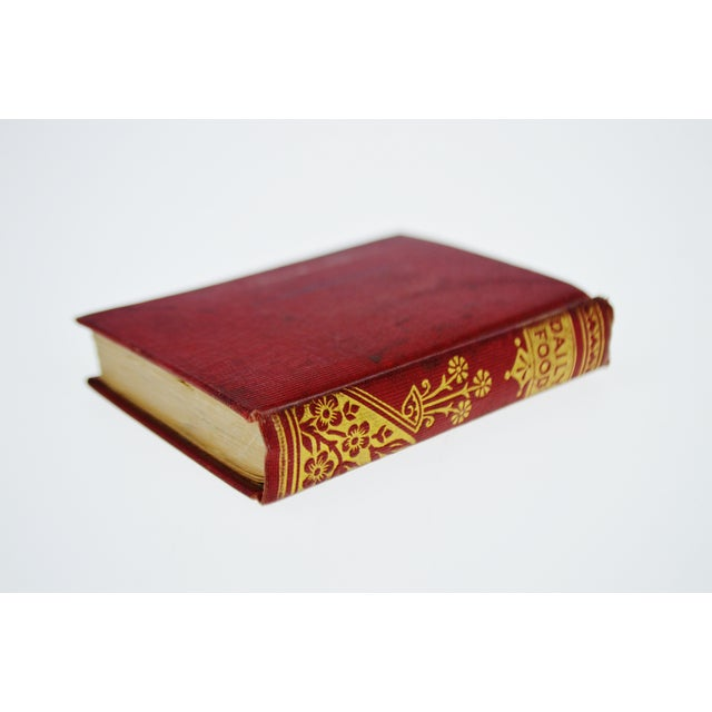 1800's Daily Food for Christians Daily Devotional Book - Image 8 of 10