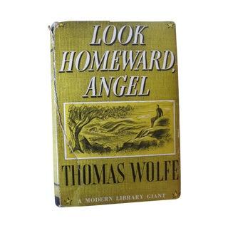 Look Homeward, Angel by Thomas Wolfe Book, 1957