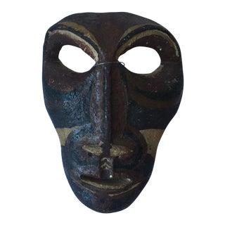 Studio Pottery Artisan Mask
