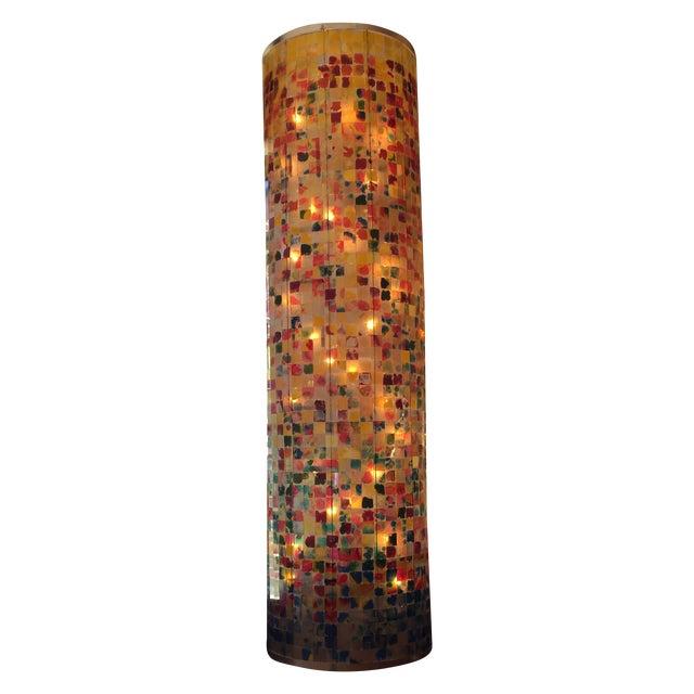 Weisman Glass Chandelier - Image 1 of 11