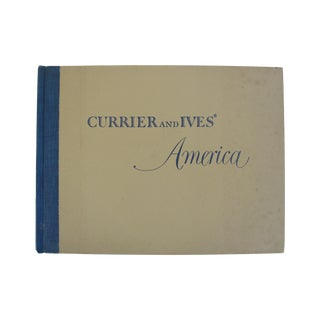 Currier And Ives' America Book