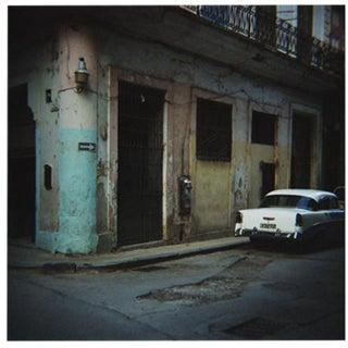 Blue Corner Photograph