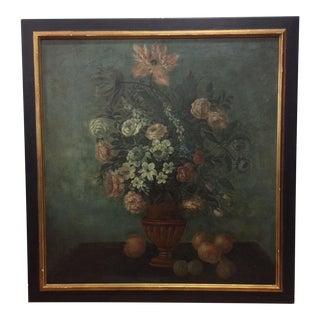 19th Century French Botanical Painting