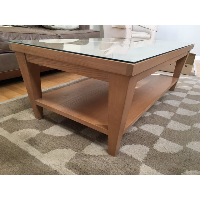 Ethan Allen Coffee Table - Image 3 of 5