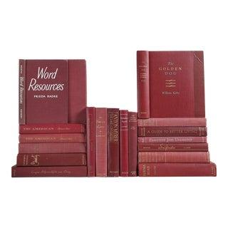 Midcentury Wine Bookshelf, S/20