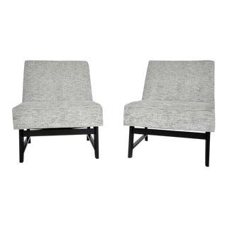 Dunbar Slipper Chairs, Edward Wormley