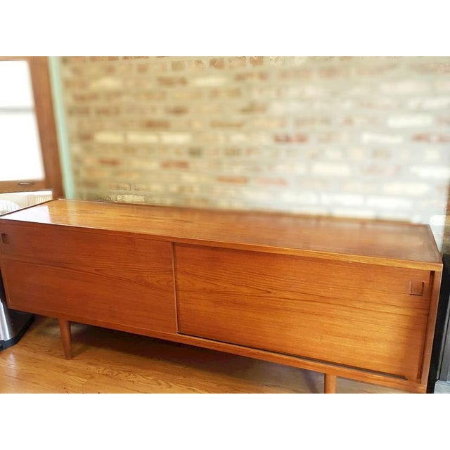 Niels Moller for Jl Moller Mid-Century Model 20 Sideboard - Image 7 of 11