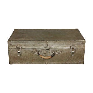 Light Gray Trunk Case