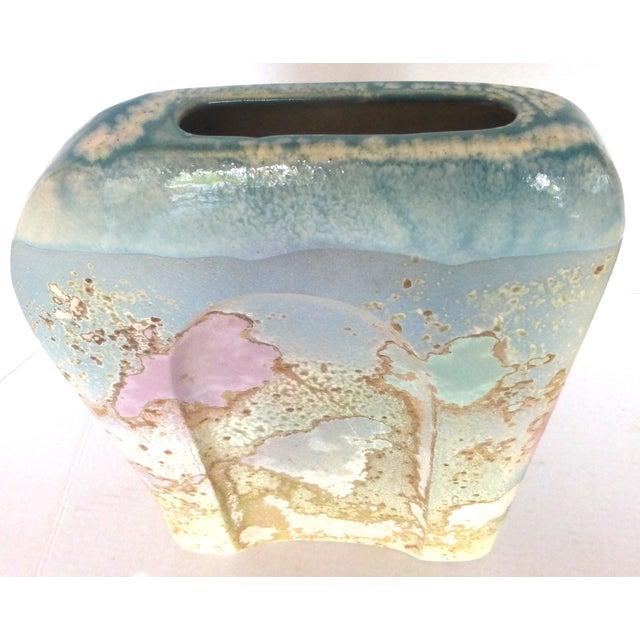 Mid-Century Art Pottery Vase - Image 6 of 7