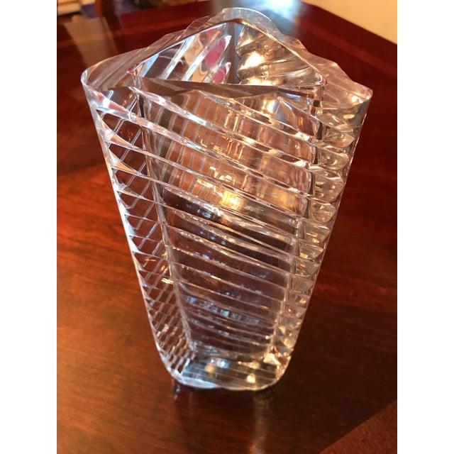 Miller Rogsika Crystal Vase - Image 2 of 5