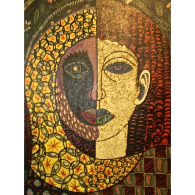 Oronzo Gasparo Fazzoletto Italiano Painting - Image 4 of 7