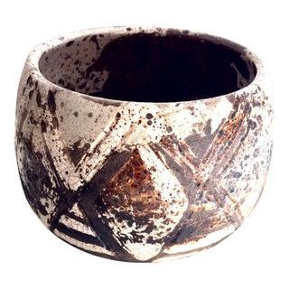 Handmade Rustic Ceramic Bowl