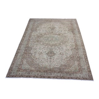 Vintage Anatolian Turkish Rug - 6′8″ × 10′
