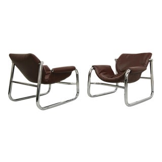 Alpha Chairs by Maurice Burke - A Pair