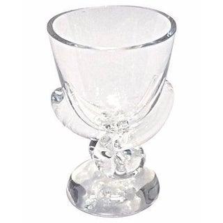 Art Deco Steuben Crystal Vase