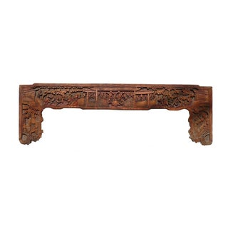 Vintage Chinese Ancient Scenery Panel Frame
