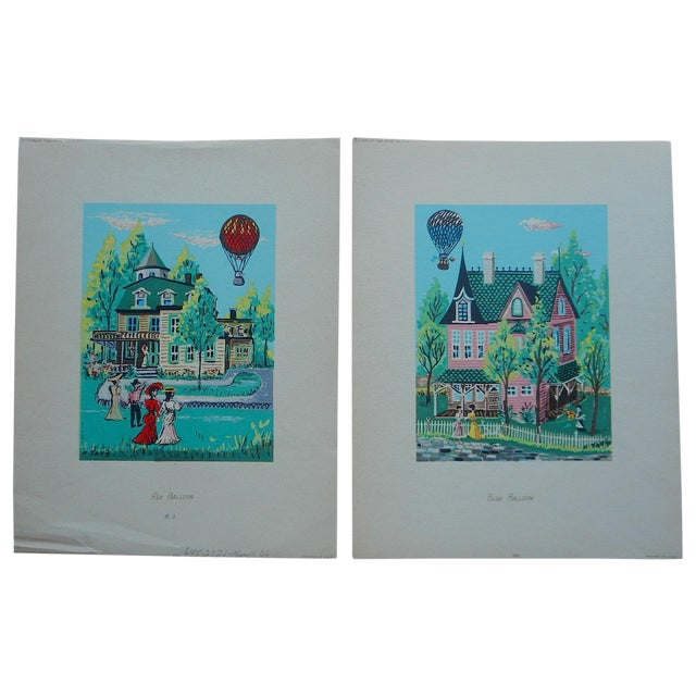 Image of Takis Vintage Silkscreen - Pair