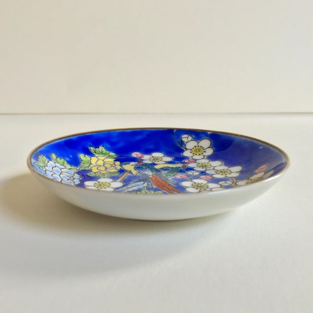 Antique Japanese Decorative Dish - Image 4 of 5