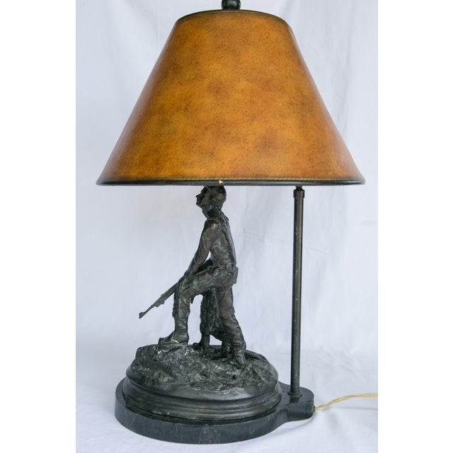 Maitland Smith Table Lamps - Pair - Image 3 of 10