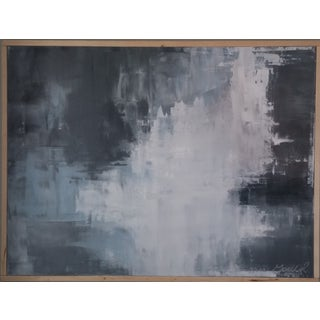 """""""Slate"""" Framed Abstract Art by Kris Gould"""