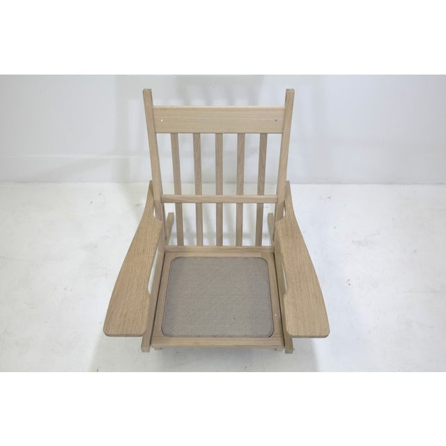 Hans Wegner Mid-Century Modern Chair GE-375 - Image 10 of 11