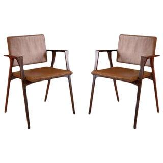 Luisa Chair by Franco Albini for Poggi