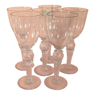 Oversized Wine Glasses- Set of 6