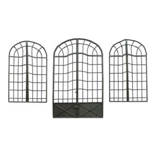 Iron Multi-Light Windows & Doors