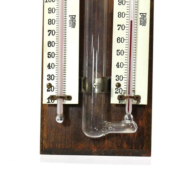 Vintage Industrial Scientific Dual Thermometerbjn - Image 5 of 7