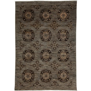 """Ziegler Hand Knotted Area Rug - 5'6"""" X 7'9"""""""