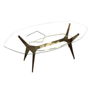 Unique Coffee Table in the Style of Ico Parisi