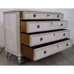 Image of 1940's French Louis XVI Chest of Drawers
