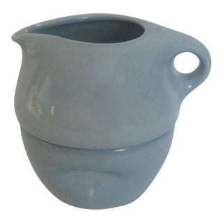 Russell Wright for Iroquois China Stacked Creamer & Sugar