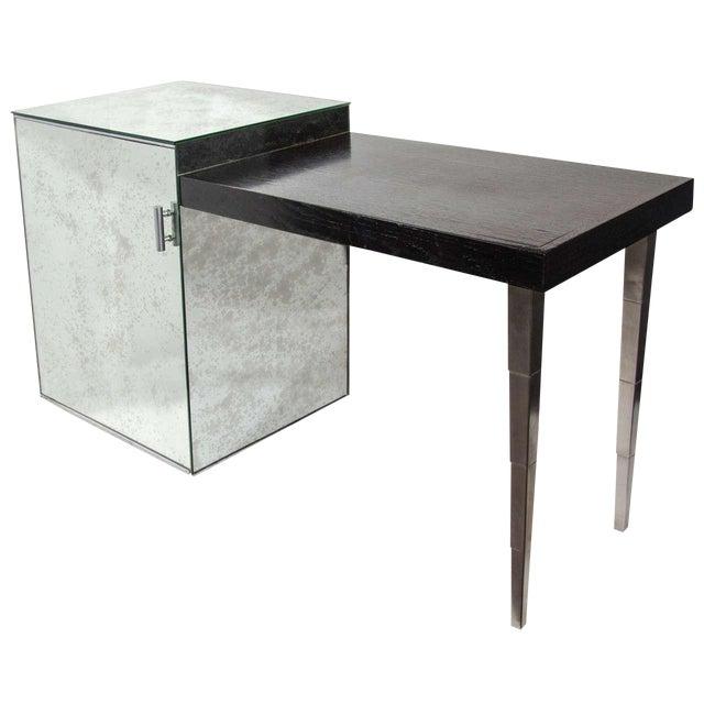 Art Deco Vanity Table and Desk by Robsjohn-Gibbings for Widdicomb - Image 1 of 7