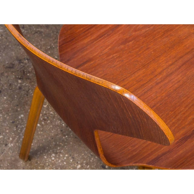 Set of Eight Arne Jacobsen Grand Prix Chairs - Image 7 of 10