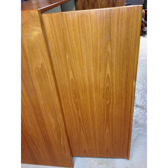 Image of Scan Teak Rosewood Armoire