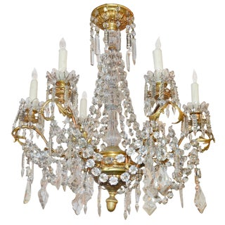 19th Century French Louis XV Chandelier