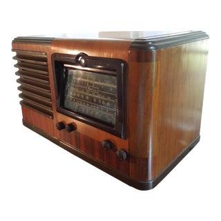 Pilot T1424 Tabletop Radio