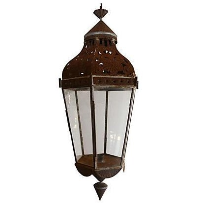 Image of Outdoor Candle Lantern