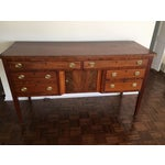 Image of 1900's Hepplewhite Sideboard