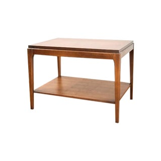 Mid-Century Modern Lane Side Table