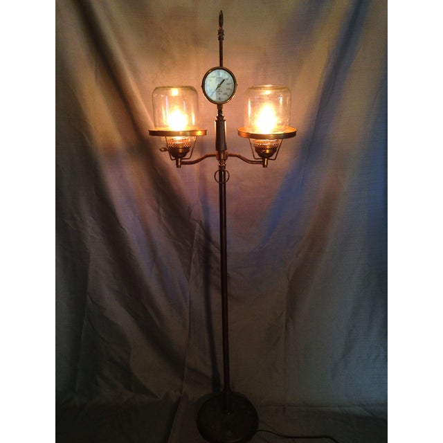 Alchemist's Illuminator Custom Floor Lamp - Image 6 of 7