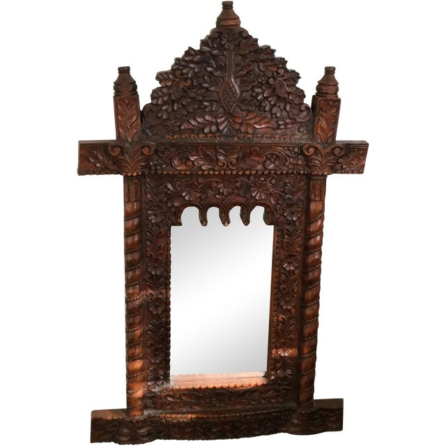 Antique Moroccan Style Mirror - Image 1 of 5