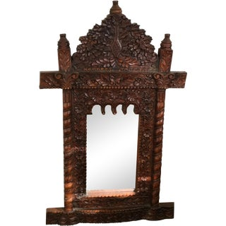 Antique Moroccan Style Mirror