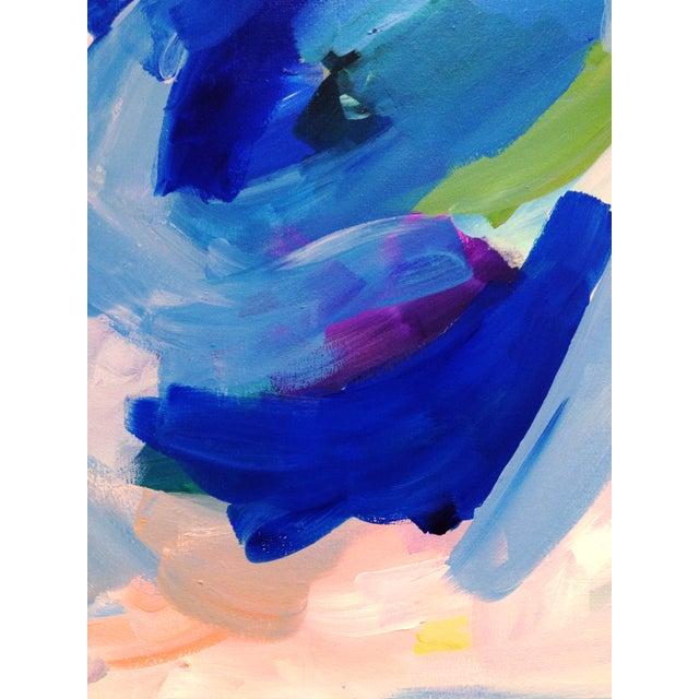 "Dani Schafer ""Hyacinthe"" Original 2014 Painting - Image 3 of 4"