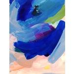 "Image of Dani Schafer ""Hyacinthe"" Original 2014 Painting"
