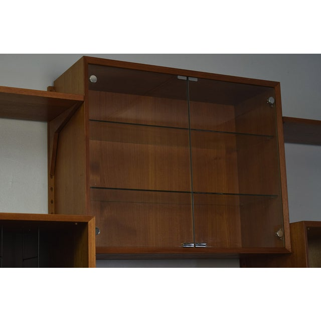 Mid-Century Modern Adjustable Wall Unit - Image 4 of 10