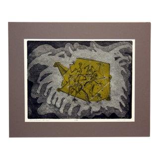Trap by Robert Lohman Print